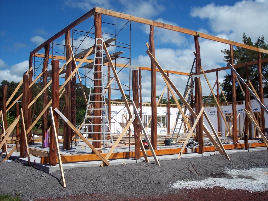 S.P.A.C.E. construction