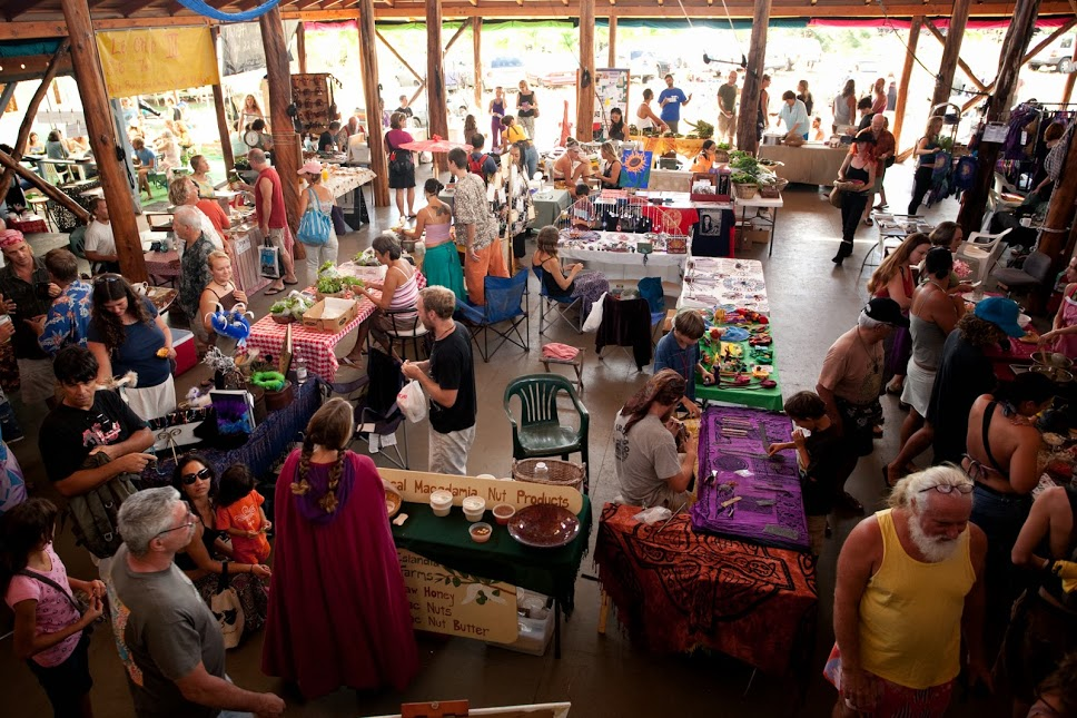 S.P.A.C.E. farmers market