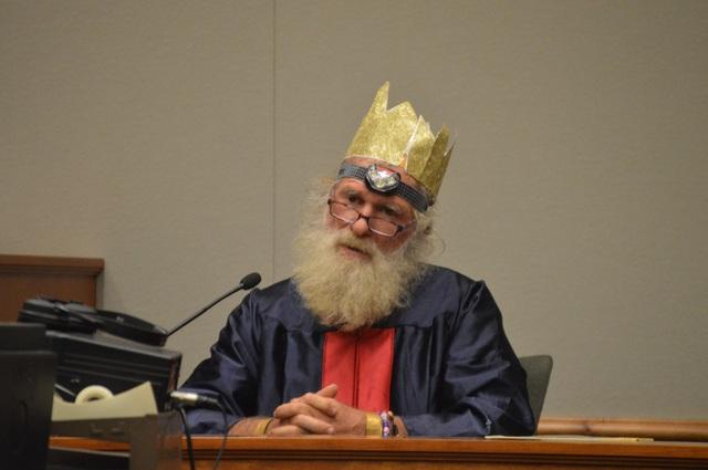 Castle John in court